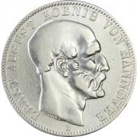 T.167 - Hannover 1 Taler 1848 - 1849 ss König Ernst August