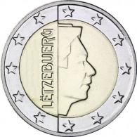 Luxemburg 2 Euro 2002 bfr. Großherzog Henry I.