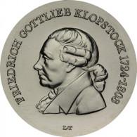J.1566   DDR 5 Mark 1978  Friedrich Gottlieb Klopstock SONDERPREIS