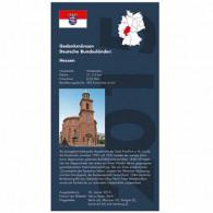 346469 -  Nachtrag für Vordruckalbum BRD 2 Euro Gedenkmünze 2015- Hessen Paulskirche + 25J.Dt.Einheit