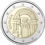 2 € Sondermünze Spanien 2018 - Santiago de Compostela Gedenkmünze bestellen Münzkatalog