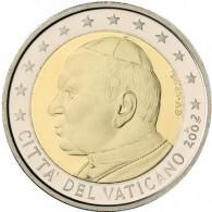 Vatikan 2 Euro 2002 bfr. Papst Johannes Paul II