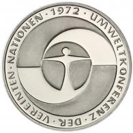 Deutschland 5 DM 1982 Stgl. Umweltkonferenz der Vereinten Nationen
