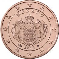 Monaco 1 Cent 2013