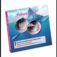 Deutschland-5-x-5-Euro-2021-Polare-Zone-Stgl-im-Folder