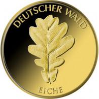 BRD 20 Euro 2010 Gold Eichenblatt stg. Mzz.: Historia Wahl