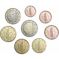 Niederlande 1 cent bis 2 Euro Jahrgang 2014  bfr.